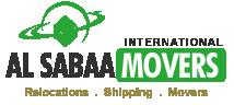 Alsabaa Movers Logo